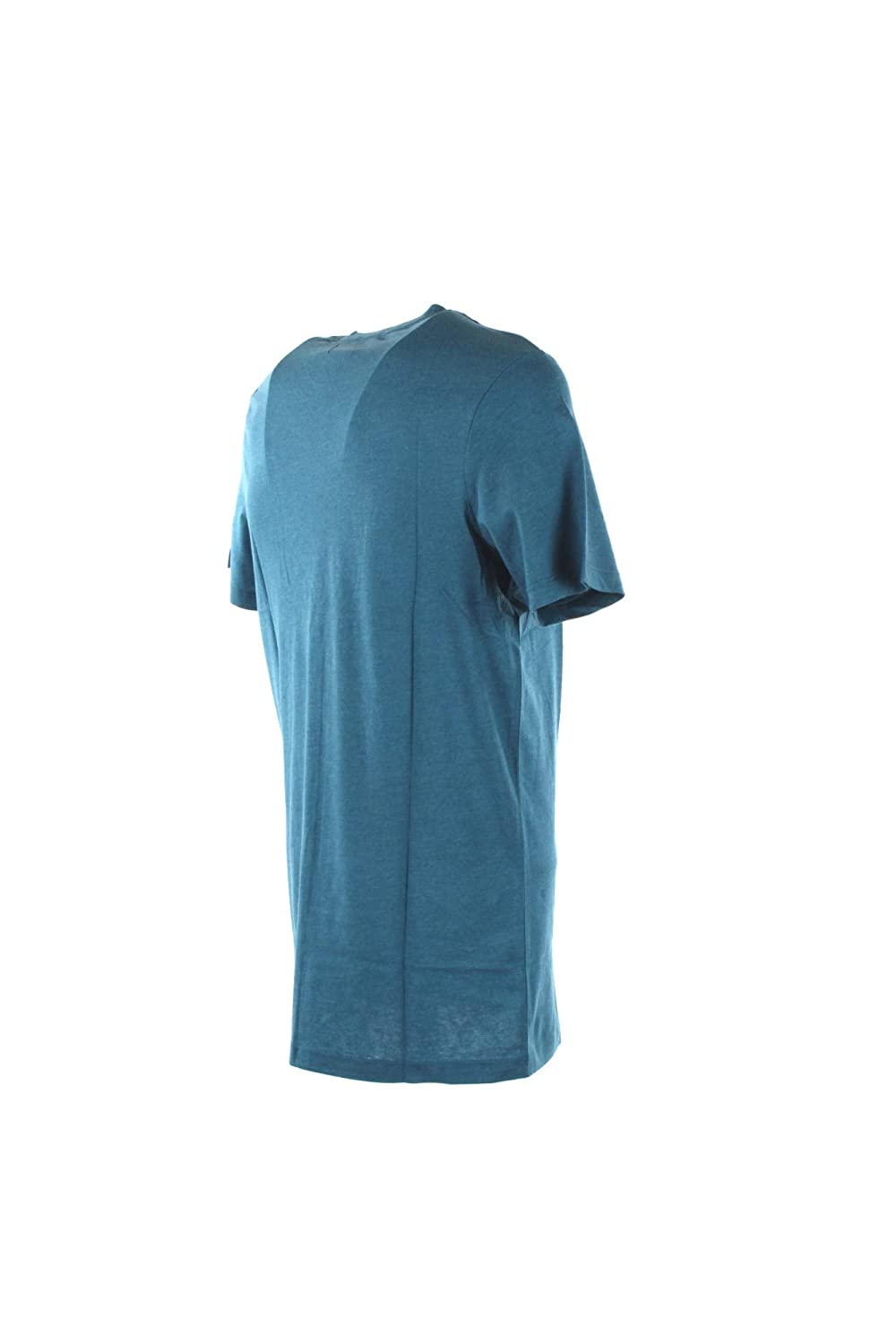 Jack /& Jones T-Shirt Uomo XL Petrolio 12148135//jcobigger Primavera Estate 2019