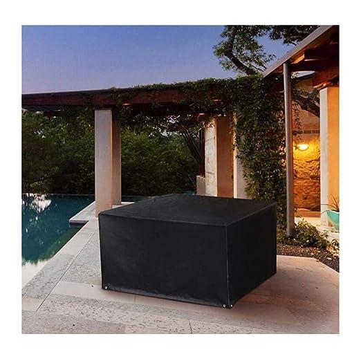 FQJYNLY-Funda Muebles Jardin Tela Oxford 600D Mesa Y Silla ...