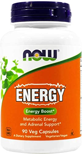 Now Energy Dietary Supplement