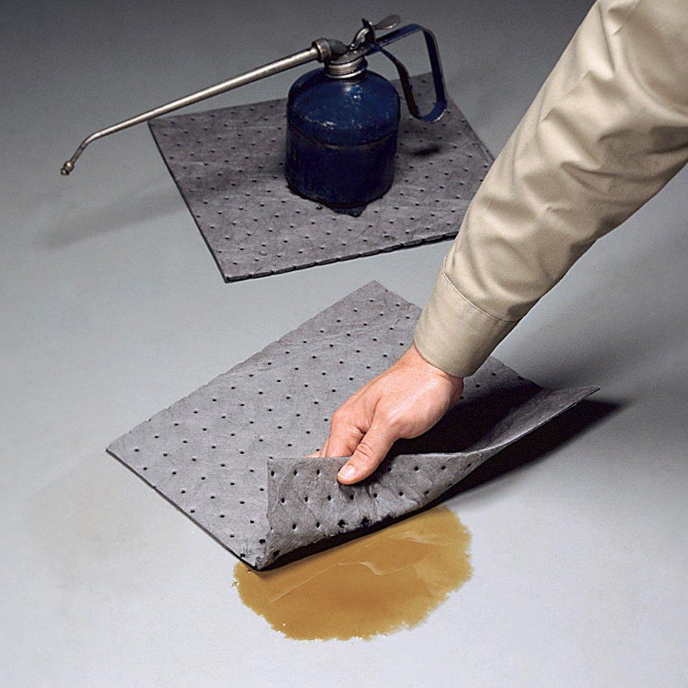 New Pig Absorbent Mat Pad In Dispenser Box Absorbs Oils