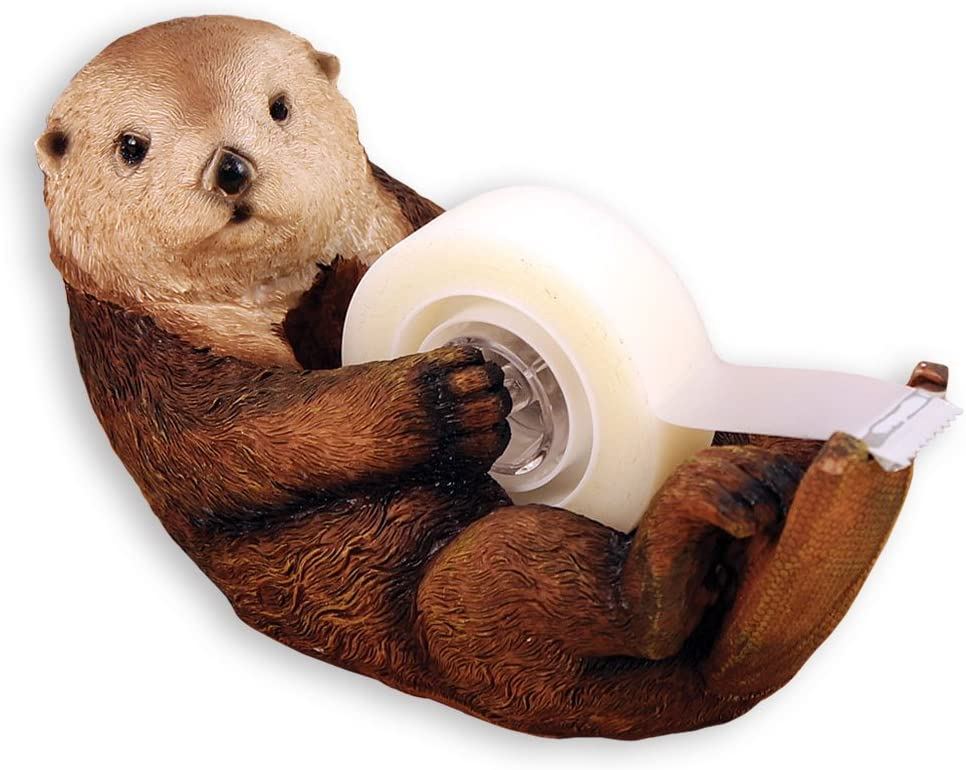 1 X Otto die Otter Tape Dispenser durch Streamline