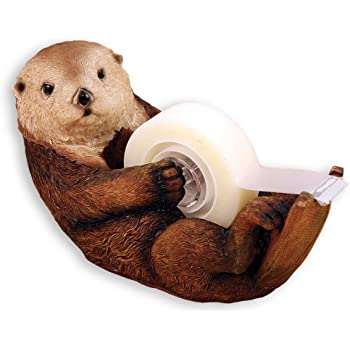 1 X Otto the Otter Tape Dispenser