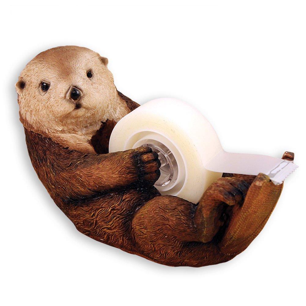 1 X Otto the Otter Tape Dispenser by Streamline FBA_CA-659549224547
