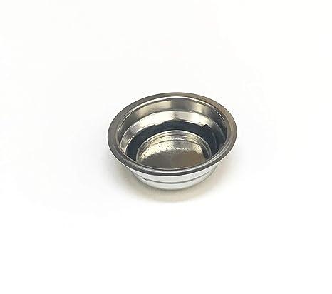 Amazon.com: DeLonghi montaje 1 taza de filtro para modelos ...