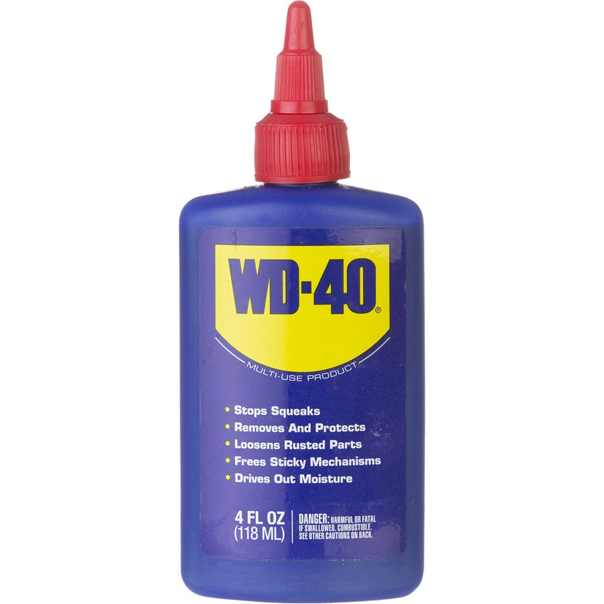 WD-40 Bike Multi-Use Product Drip Lube, 4-Ounce 39005