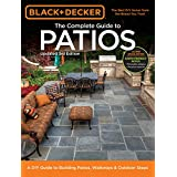 Black & Decker The Complete Guide to Patios gets a fresh update with the latest products, even more projects, and all-new photos. With all of the DIY-friendly products for backyard building available today, the only valid excuse not to build your own...