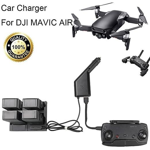 Kanzd Cargador de coche 5 en 1 para Mavic Air: Amazon.es: Hogar
