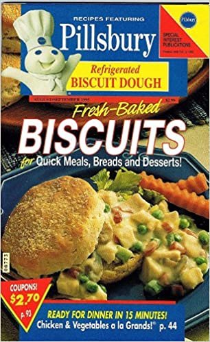 Pillsbury Refrigerated Biscuit Dough, Fresh-Baked Biscuits for Quick Meals, Breads & Desserts