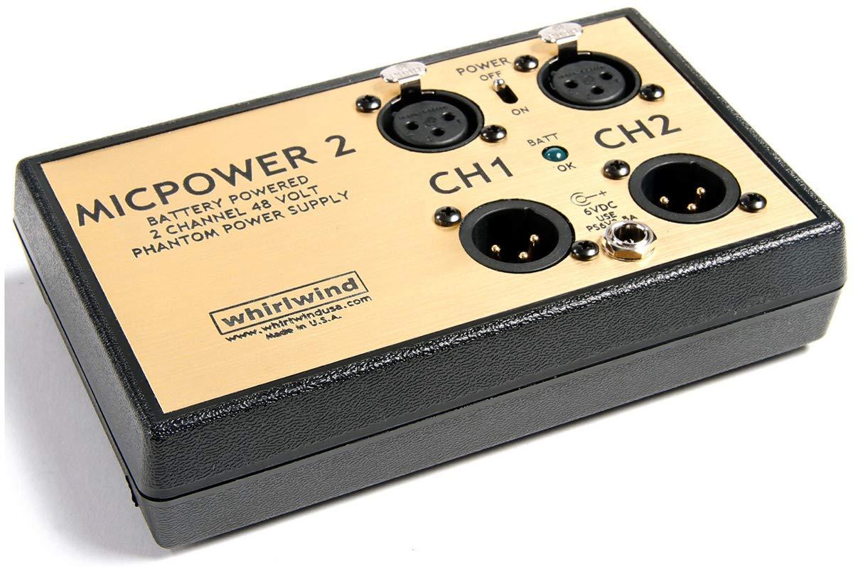 Whirlwind MicPower 2
