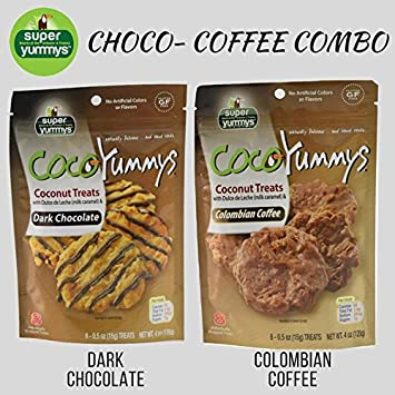 Amazon.com : 2 Bags of Coco Yummys (Colombian Coffee) : Grocery & Gourmet Food