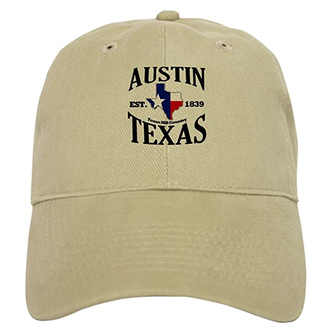 07d74f8cf Amazon.com: CafePress Austin, Texas - Texas Hill Country Towns ...