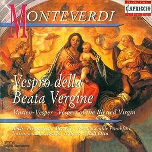 Monteverdi C.: Vespro Della B