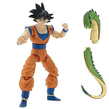 Dragon Ball - Figura Deluxe Goku (Bandai 35859): Amazon.es ...