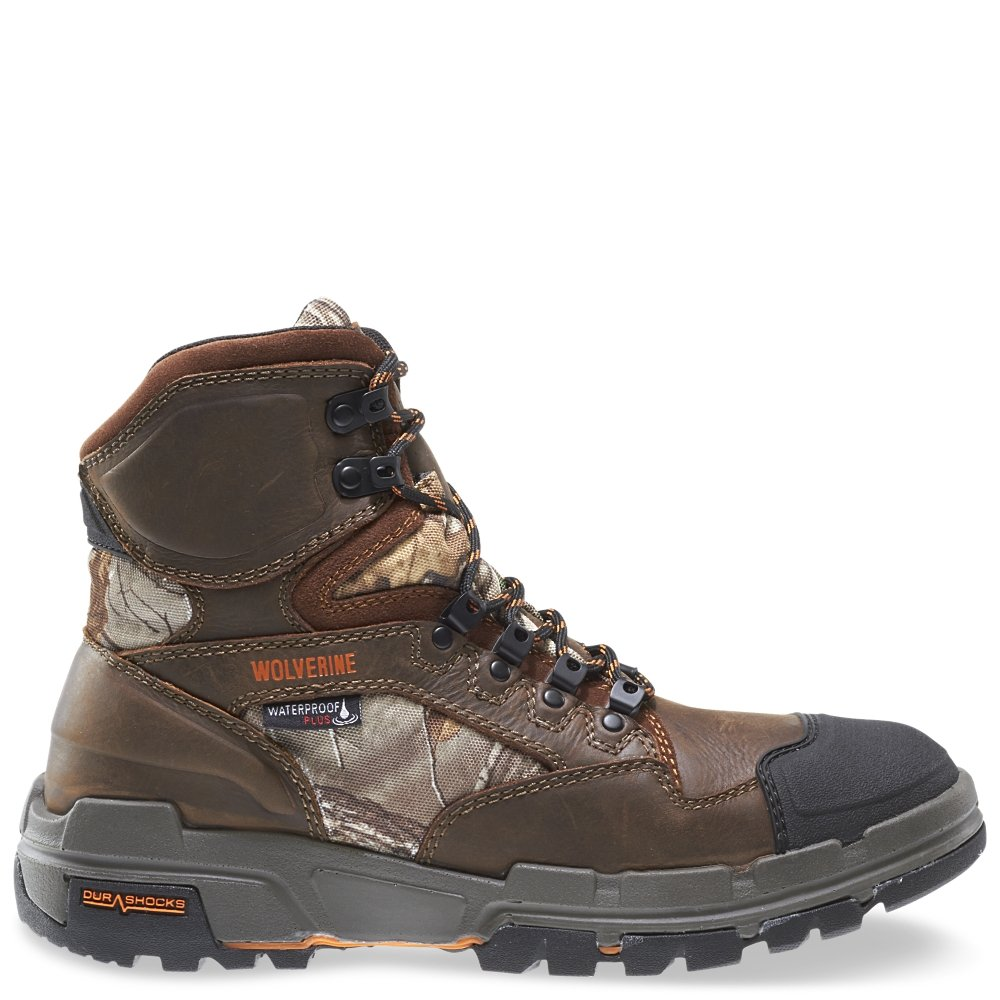 f6cd93c975f Wolverine Men's Claw Insulated Waterproof Hunting Boot
