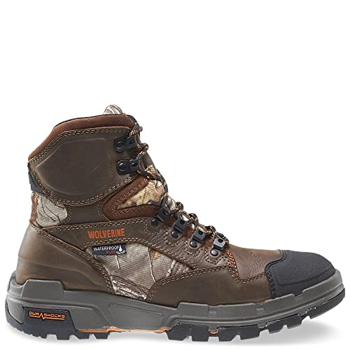 18244ab6313 Wolverine Men's Claw Insulated Waterproof Hunting Boot