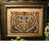Punch Needle Embroidery VINTAGE VALENTINE