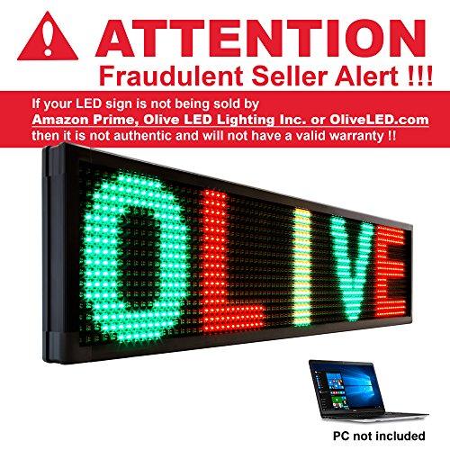 Olive Led Lighting Inc