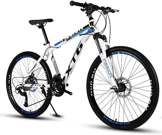 VANYA Suspensión Bicicleta de montaña 24/26 Pulgadas 27 de ...