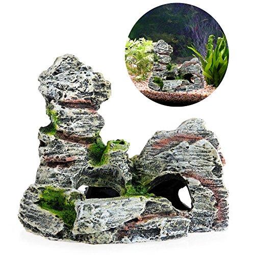 Delight eShop Mountain Aquarium Decoration product image
