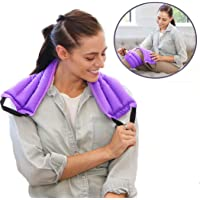 My Heating Pad- Multi Purpose Hot & Cold Therapy Pack - Sore Muscles Relief (Purple)