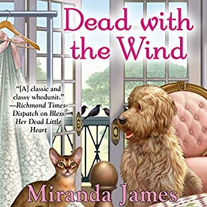Dead with the Wind Audiobook