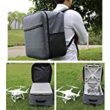 New Backpack Phantom Carrying Bag Shoulder Case For DJI Phantom 4 Phantom 3 Quadcopter Drone
