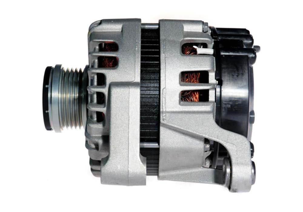 HELLA 8EL 012 240-001 Alternador, 14V / 130A, poleas - Ø: 55mm: Amazon.es: Coche y moto