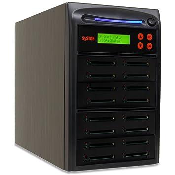 Systor 1 a 15 de la tarjeta CF copiadora compacta máquina Torre