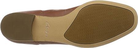 Clarks Pure Mist, Zapatos de Cordones Derby para Mujer