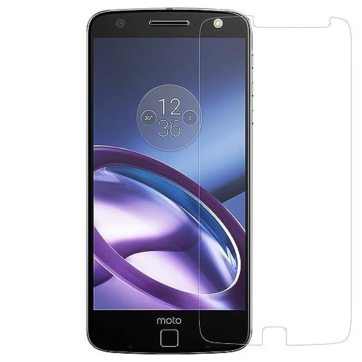 86 opinioni per Funnytech@ Pellicola Protettiva per Motorola Moto Z Play Protettore Vetro