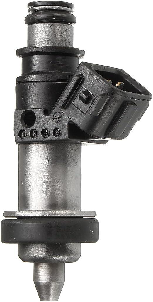 HELEISH Injecteur de carburant pour Suzuki GSX-R 750 600 15710-24F00 HAYABUSA GSX Accessoires moto