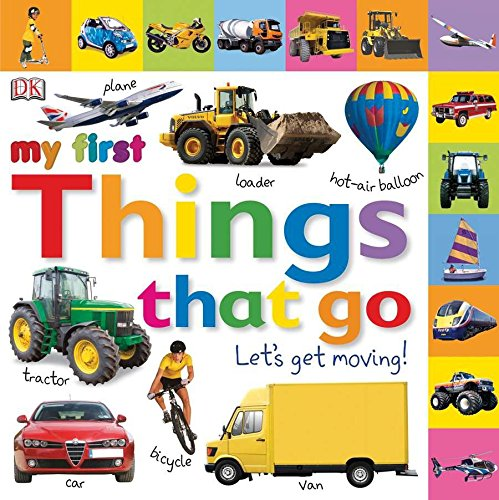 Tabbed Board Books: My First Thi...