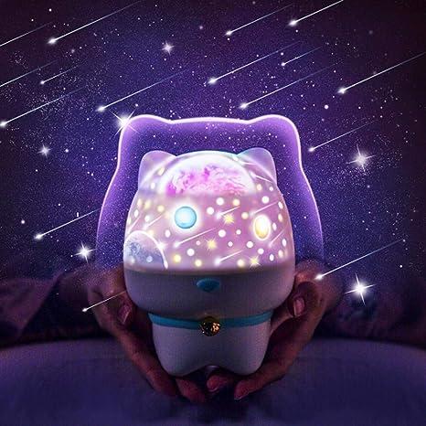 LanternsRiddles® Meng Chong Starry Skylight Bluetooth Música ...