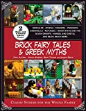 img - for Brick Fairy Tales and Greek Myths: Box Set: Classic Stories for the Whole Family book / textbook / text book