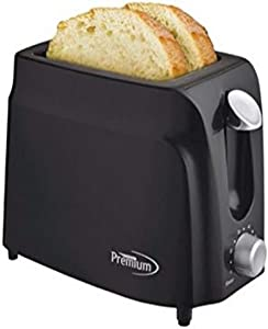 Premium PT230B 2-Slice Toaster, White
