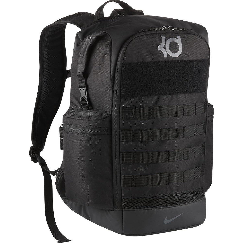 (ナイキ) Nike バックパック デイパック ケビン デュラントKD Trey 5 Backpack Blk BCKPK バスケットボール ランニング トレーニング ストリート Free B072MMWFXV