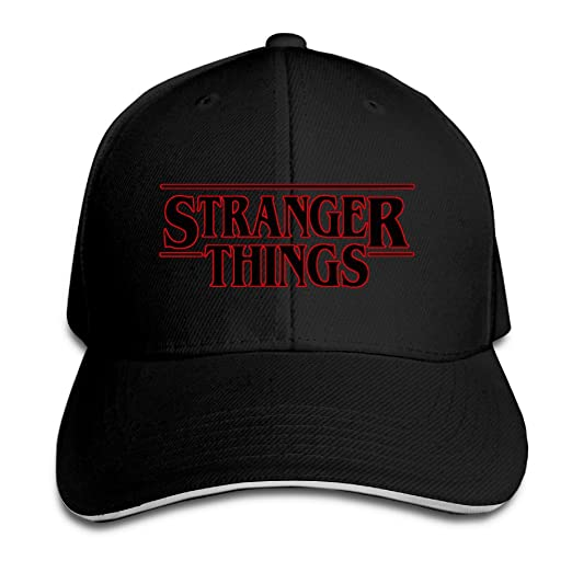 Amazon.com  MASTER Thriller Terror Stranger Things Montauk Snapback ... 2c12959ef54
