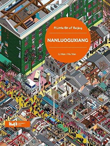 A Little Bit of Beijing: Nanluoguxiang