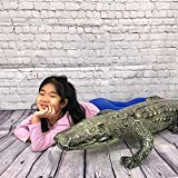 Jet Creations Inflatable Gator 49 inch Long
