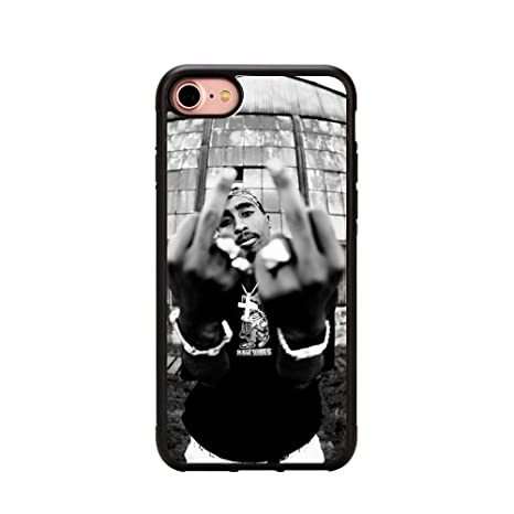 online store 6c433 a9f50 Tupac Shakur 2Pac Iphone 7 Case,Tupac Shakur Phone Case: Amazon.in ...