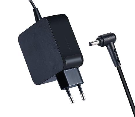 Cargador Adaptador Fuente de alimentación para Asus Chromebook C200 C200M C200MA C202 C202S C202SA Cargador Ordenador