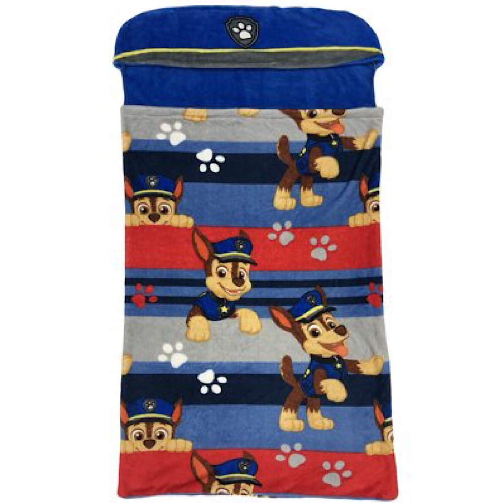 Paw Patrol Chase Kids Step-in Blanket by Paw Patrol Kids