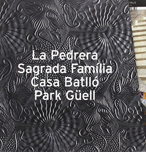 Descargar Libro Pedrera, Sagrada Família, Casa Batlló, Park Güell - Pack Gaudí S4 Francés Vv. Aa