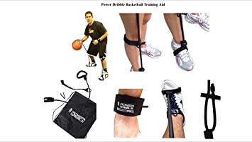 Amazon.com: Poder Dribble Baloncesto Entrenamiento de ...