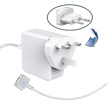 Adaptador MagSafe 2 de 60 W, cargador de repuesto para ...