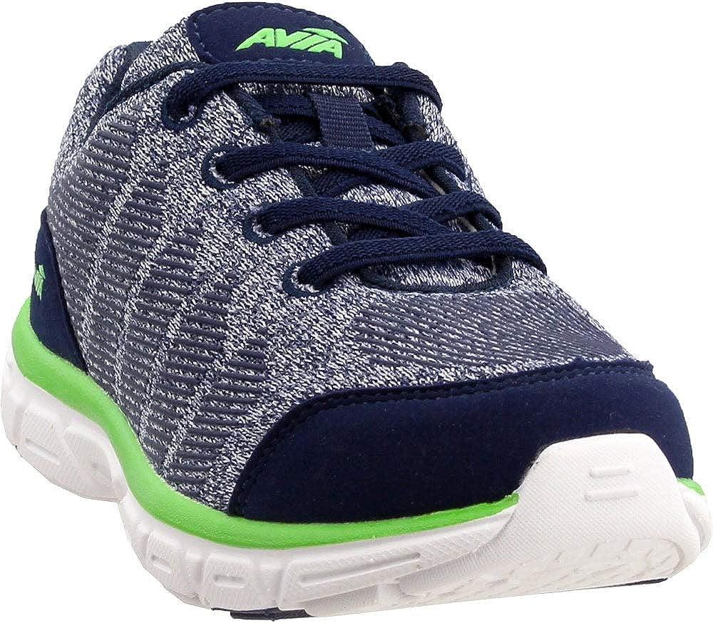 Avia Rift - Zapatillas casuales para correr para niños pequeños y grandes: Amazon.es: Zapatos y complementos