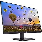 "HP P Series P274 | 27"" Monitor | Low Blue Light | HD IPS Screen | Black | 5QG36A8"