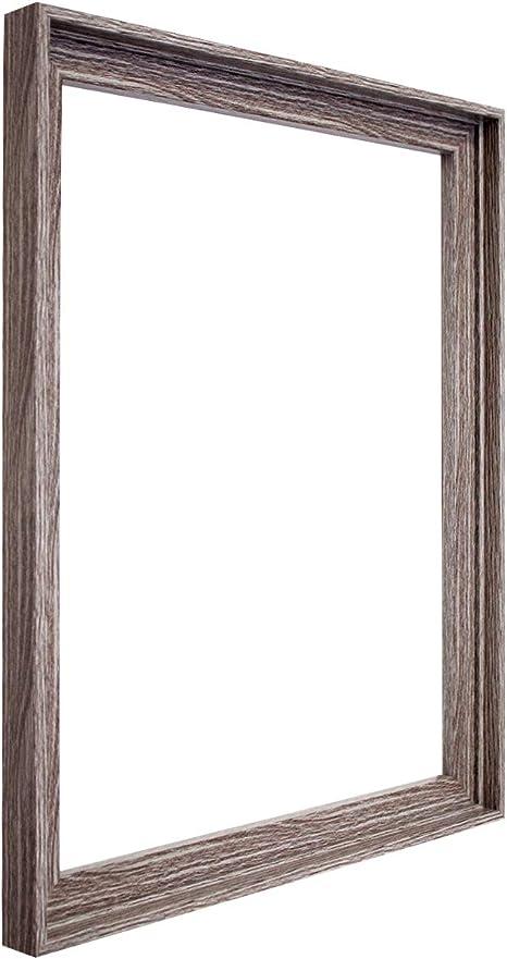 Float Frame for Canvas 40x40 Cm 45 mm Depth