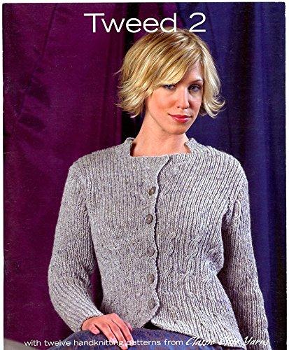 Tweed 2 - Classic Elite Yarns Knitting Pattern Book 9057
