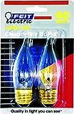 Feit Electric Bp40Efc Flame Clr Med Bulb 40W